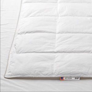 IKEA Down comforter white Queen
